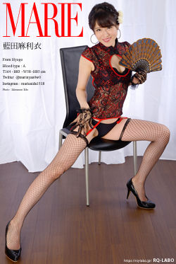 藍田麻利衣 チャイナドレス DVD-ROM