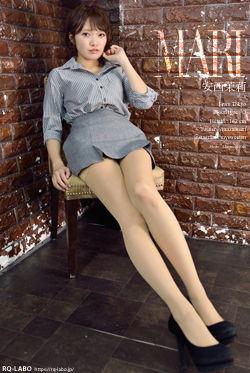 安西茉莉 OL制服2 DVD-ROM