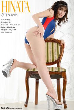 春日ひなた ビキニ水着+競泳水着 DVD-ROM